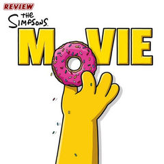 MOVIE REVIEW – THE SIMPSONS MOVIE