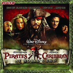 DVD REVIEW – POTC: AT WORLD'S END