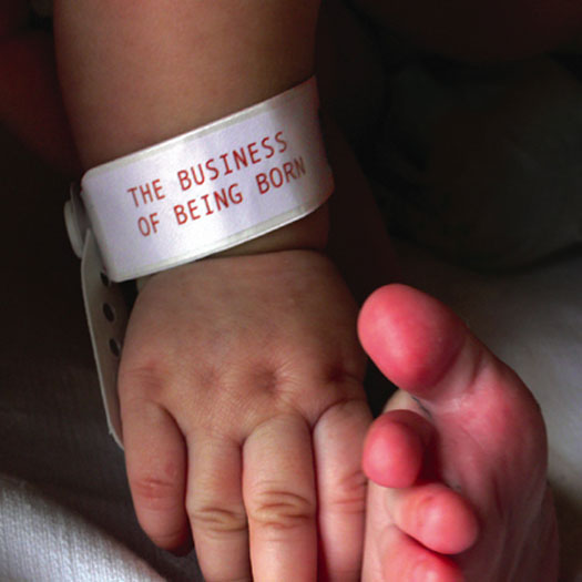 documentary, review, The Business of Being Born, midwife