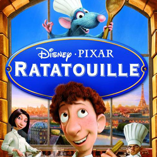 Ratatouille, Pixar, DVD, review, Brad Bird, Patton Oswalt, Brian Dennehy, Peter Sogn, Ian Holm, Peter O'Toole
