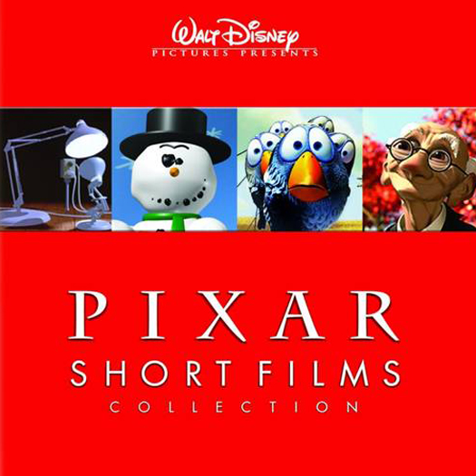DVD REVIEW – PIXAR SHORT FILMS COLLECTION, VOL. 1