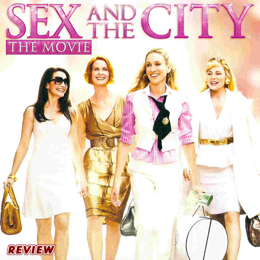 DVD, review, Sex and the City, Chris Noth, Sarah Jessicar Parker, Kim Catrall, Kristin Davis, Cynthia Nixon, Cami