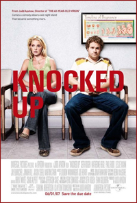 Knocked Up - Katherine Heigl, Seth Rogen