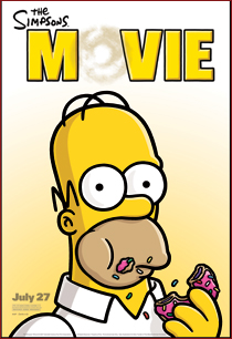 The Simpsons Movie - July 27, 2007