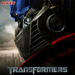 MOVIE REVIEW – TRANSFORMERS