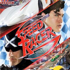 DVD REVIEW – SPEED RACER