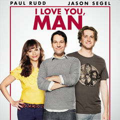 DVD REVIEW – I LOVE YOU, MAN