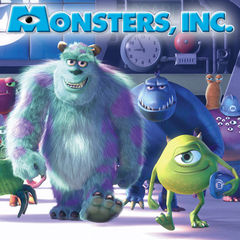 DVD REVIEW – MONSTERS, INC.