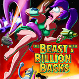 DVD REVIEW: FUTURAMA – THE BEAST WITH A BILLION BACKS