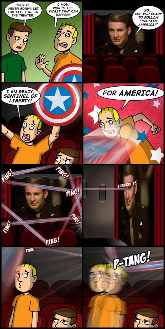 Captain America: The First Avenger, shield, throw, patriot, inspired, America